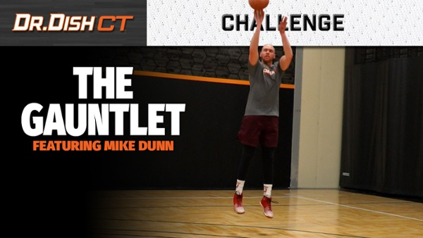Mike Dunn Gauntlet - YouTube