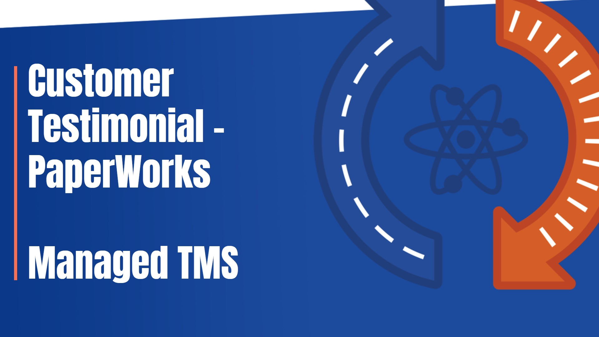 InTek Logistics Managed TM Customer Testimonial