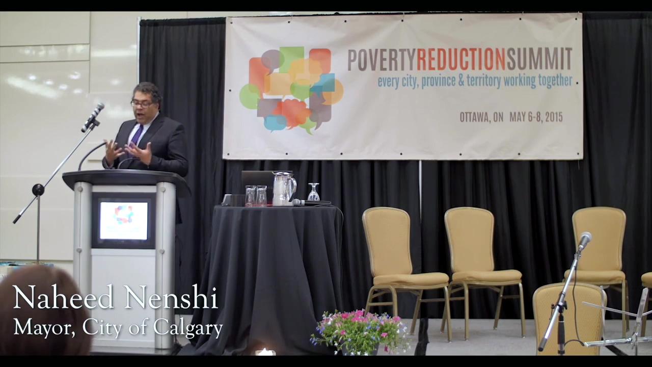 Naheed Nenshi - Inspiring talk