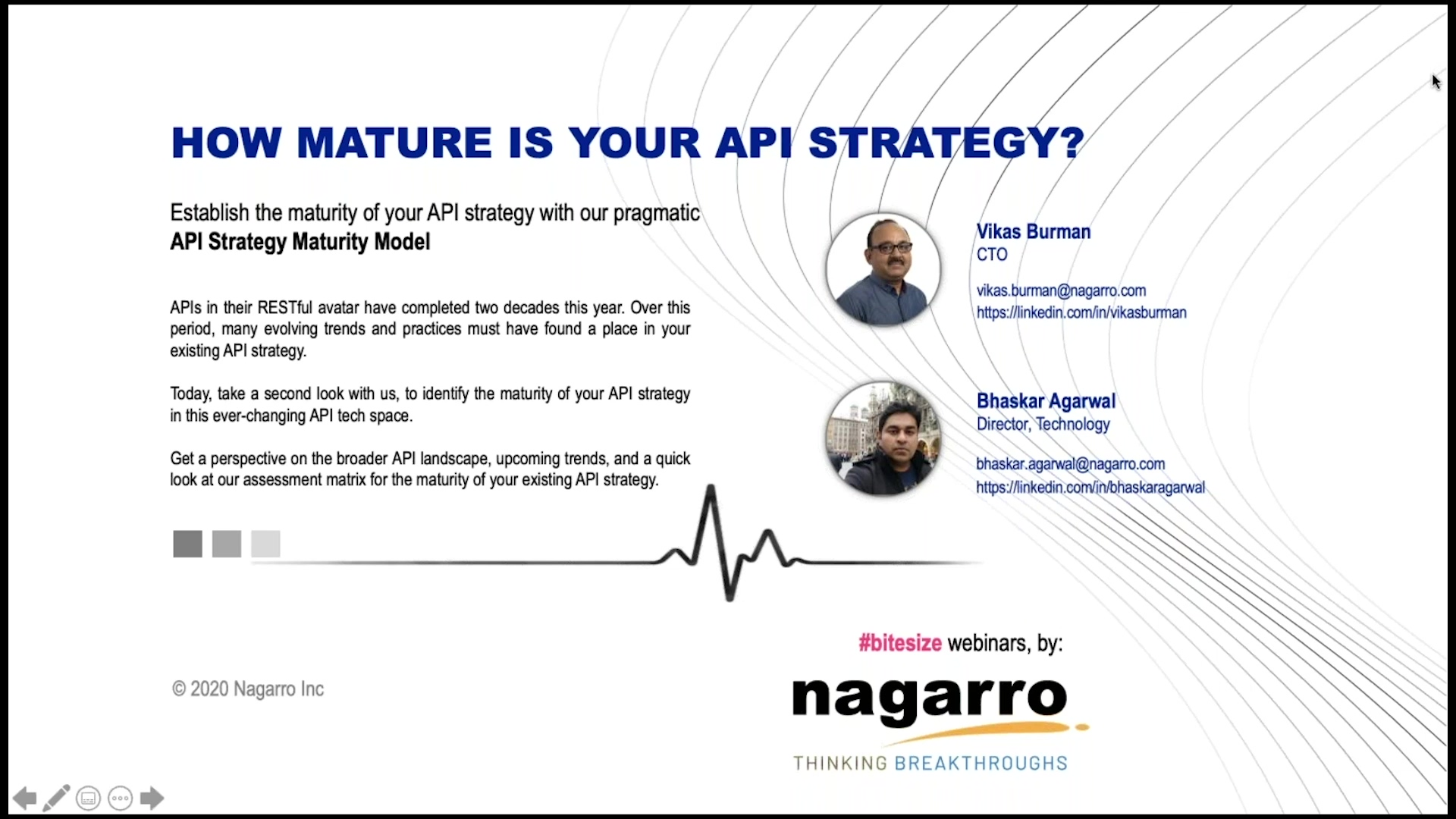 HOW MATURE IS YOUR API STRATEGY-1