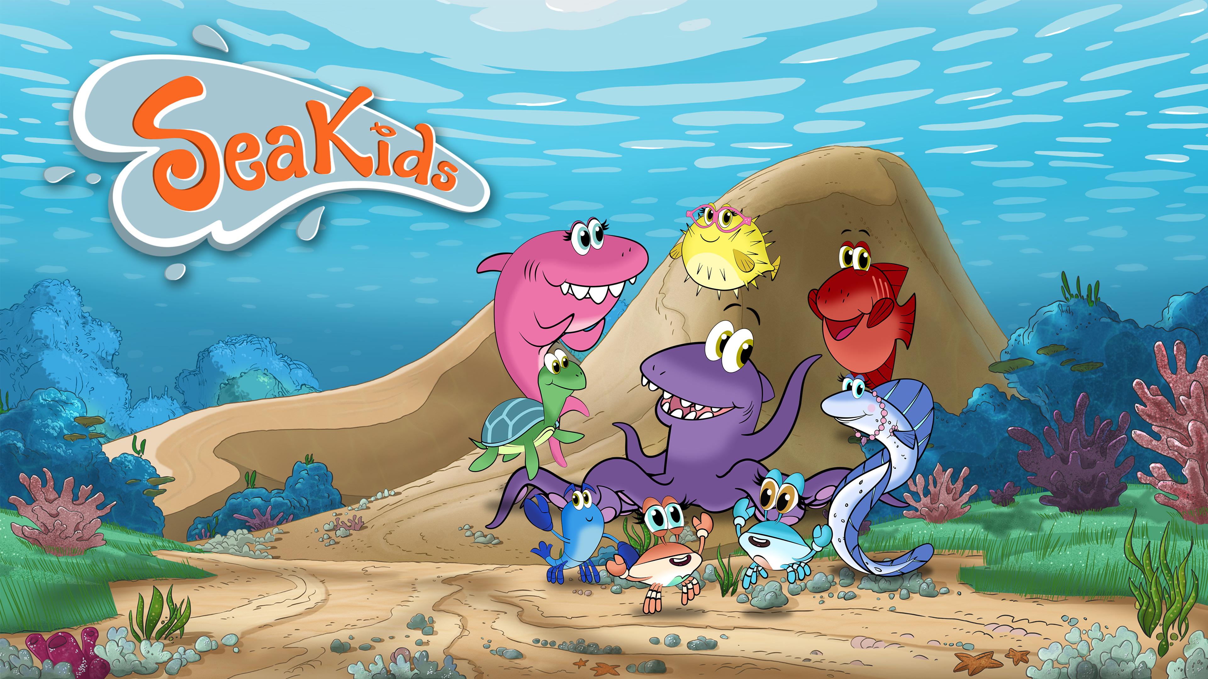 Sea Kids Trailer