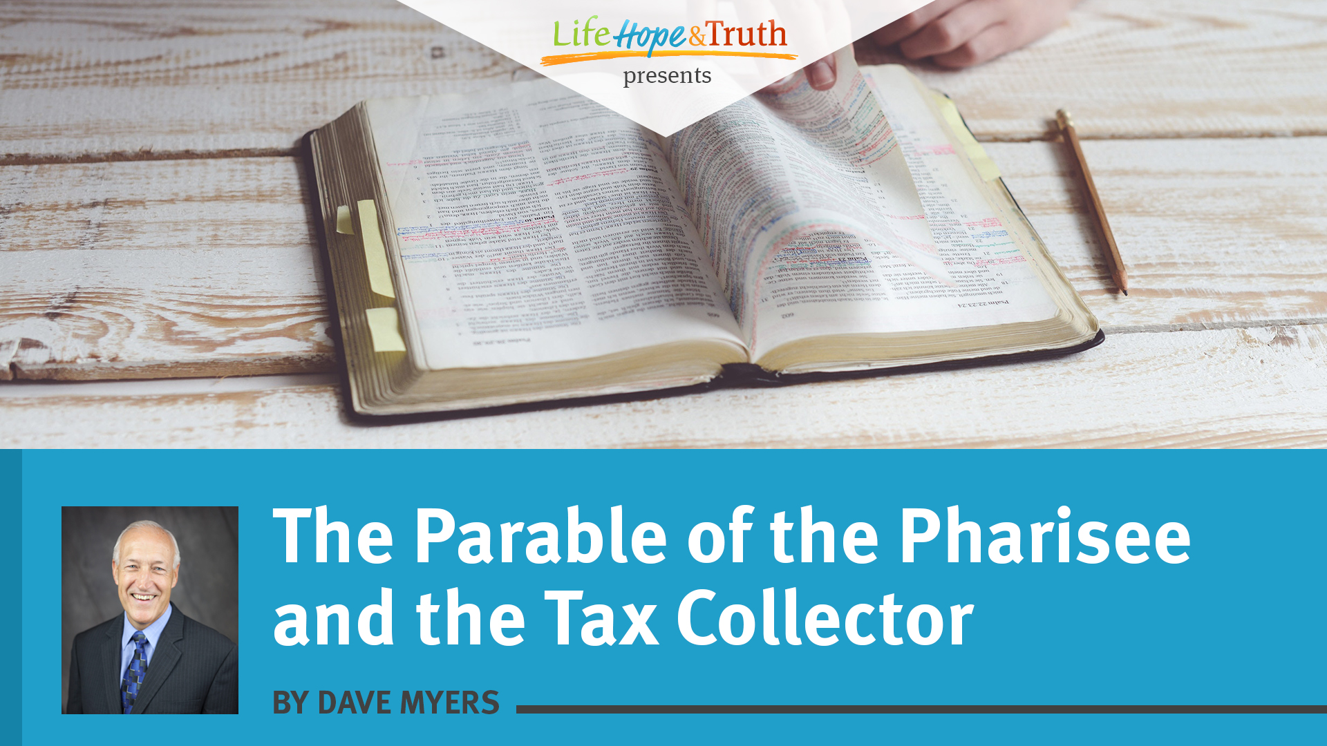 The Parable of the Pharisee and the Tax Collector