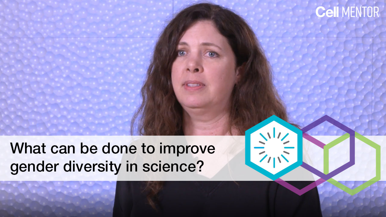 Get Inspired - What can be done to improve gender diversity in science