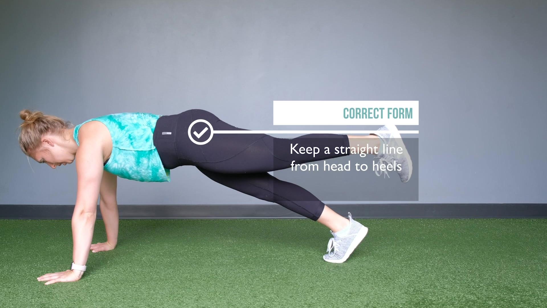 Planks Form Check BC