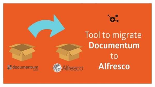 How to import files and documents into Alfresco