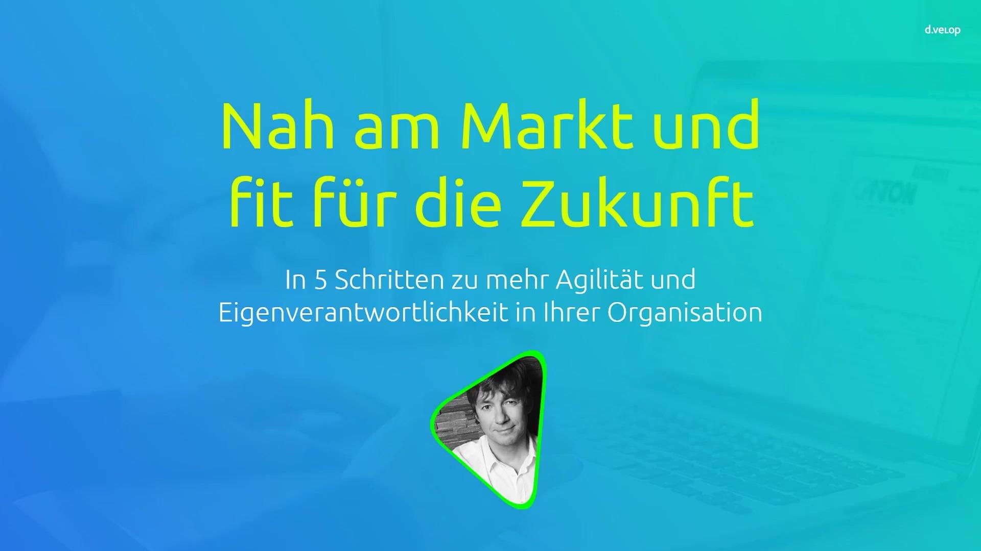 Webinar Organisationsveränderung