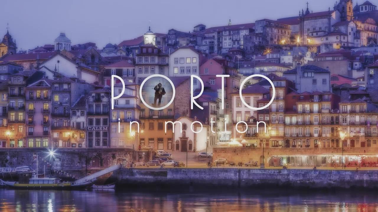 Timelapse - Porto In Moti-WWW.DOWNVIDS.NET