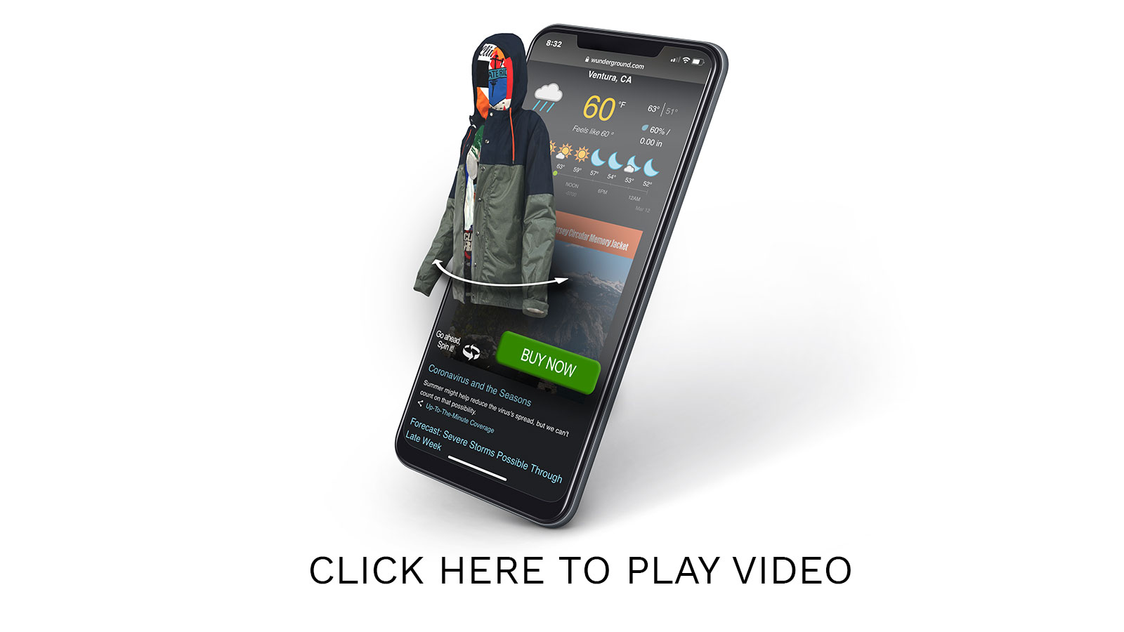 NexTechs 3D_AR Advertising Platform