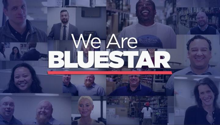 We are BlueStar