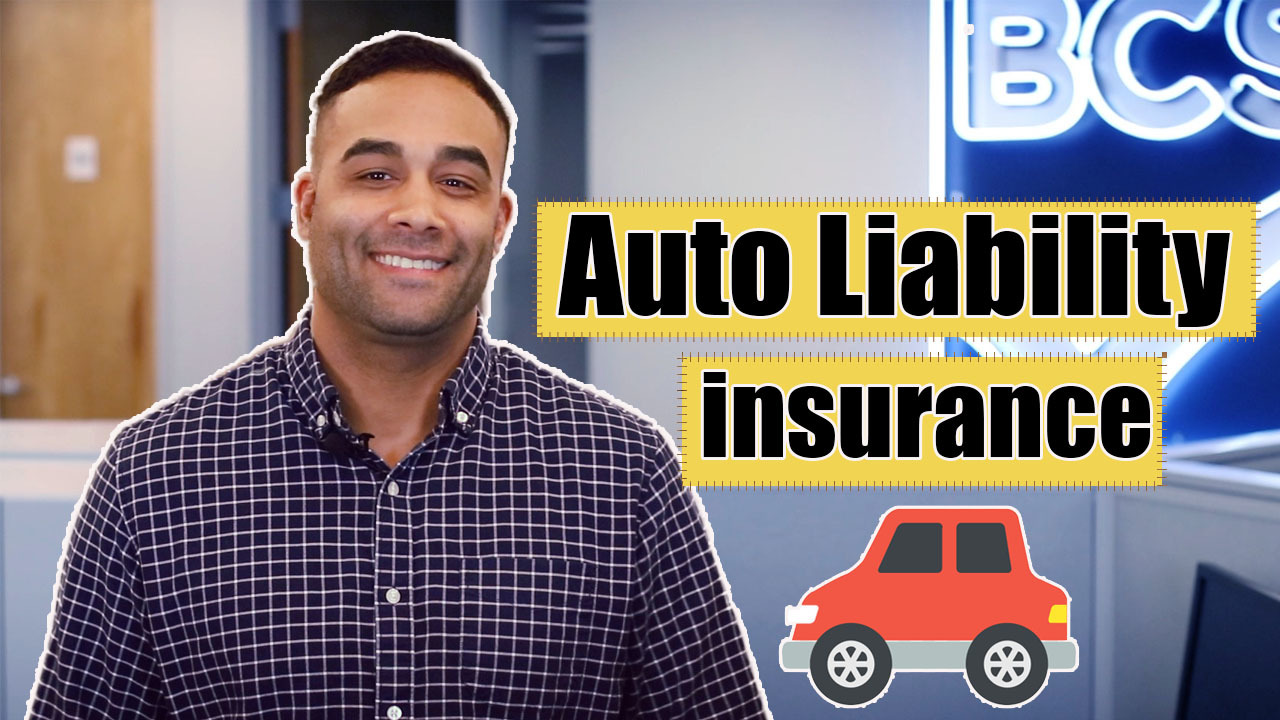Auto Liability Policy (revised)