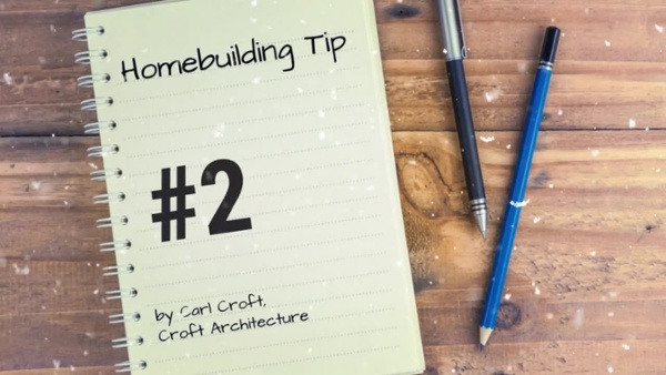12 Tips of Ho Ho Homebuilding - Tip #2 What to do _HD