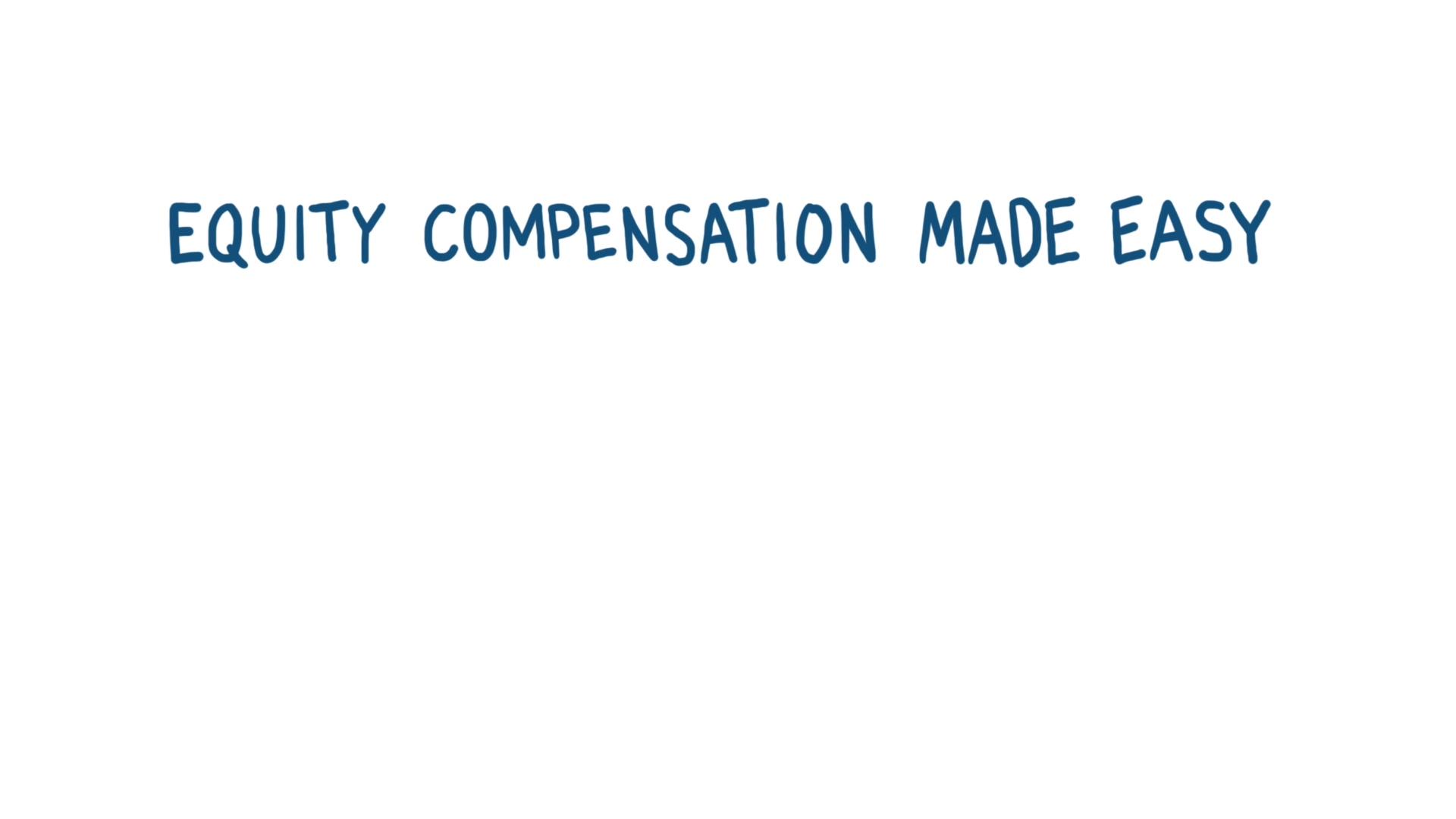 Evli Awards Management - Equity Compensation