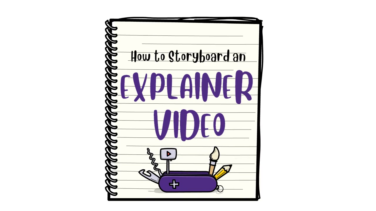 How to storyboard an explainer video