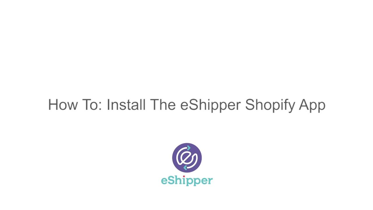 1-InstalleShipperApp