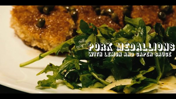 Katy Cooking Pork Polenta Final