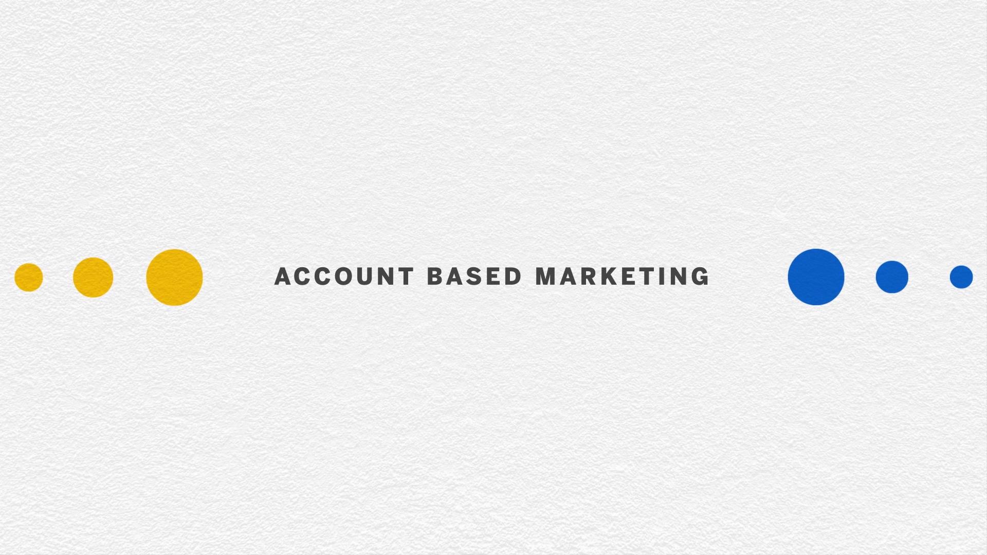 Healthcare Account Based Marketing by Nexa