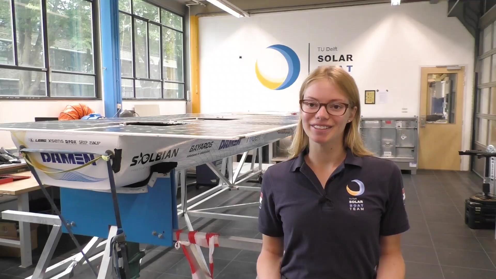 Video Solar Boat (short) def