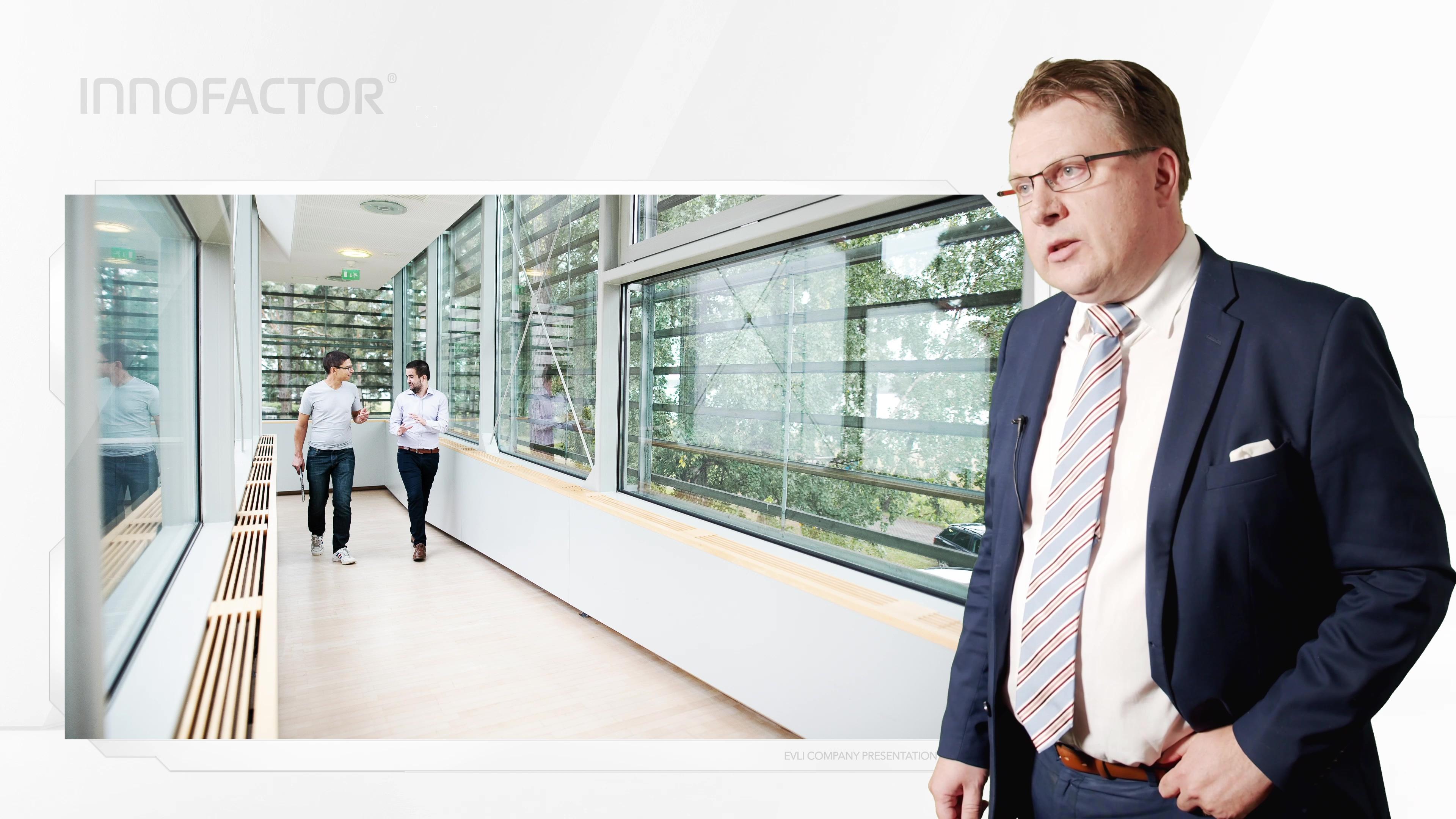 Innofactor company presentation 26082019
