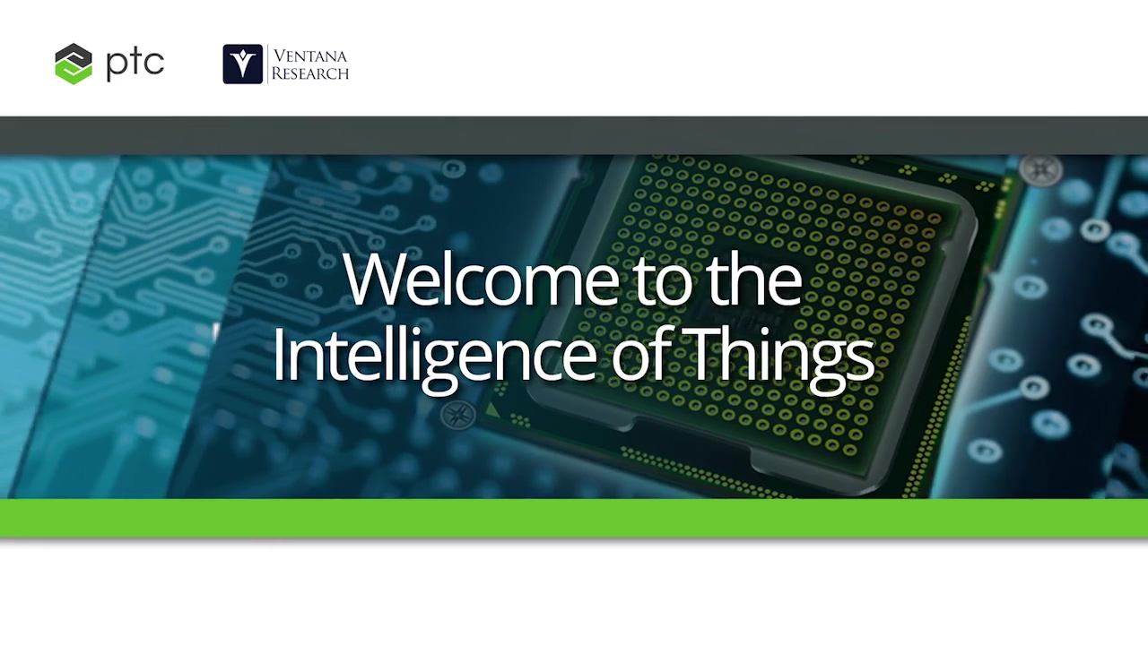 Ventana and PTC Series on IoT Analytics - Chapter 1_ The State of the IoT Industry