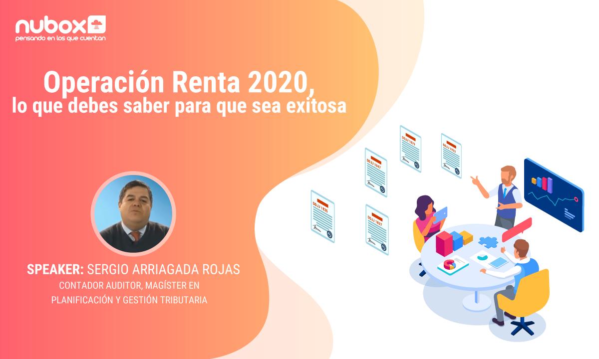 Video Operación Renta 2020