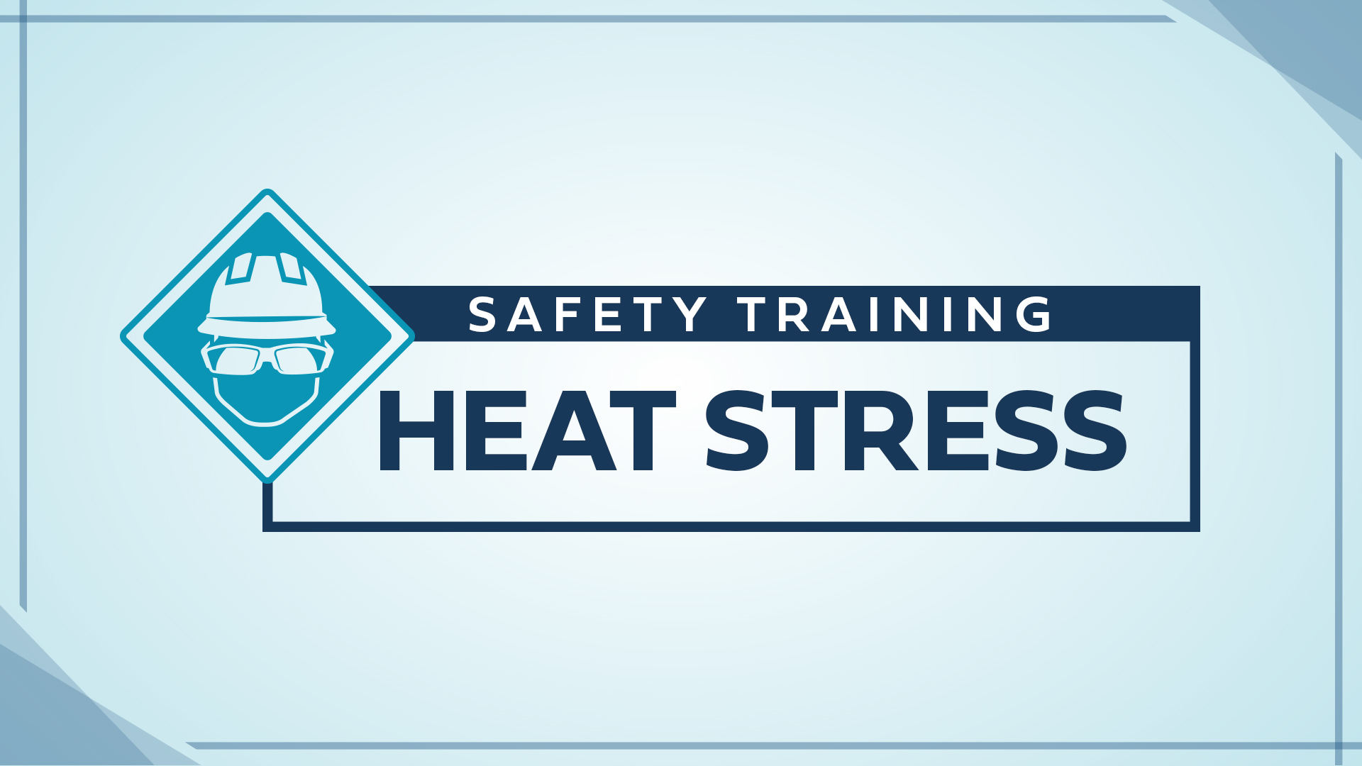 Service Training - Heat Stress