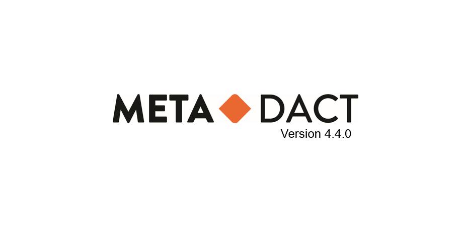 Metadact Q2 2019