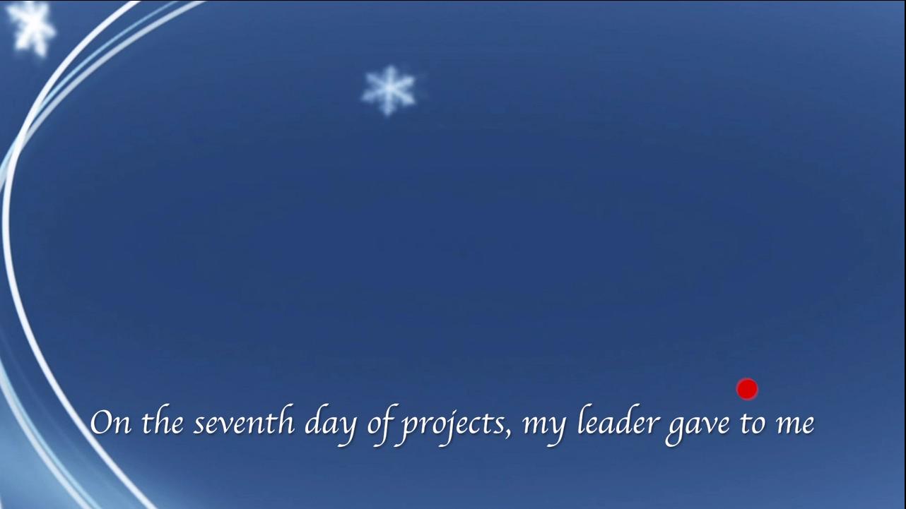 Seventh Day -12 Day