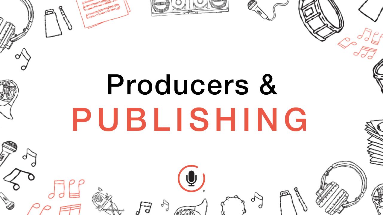 WB13 - Producers & Publishing Video