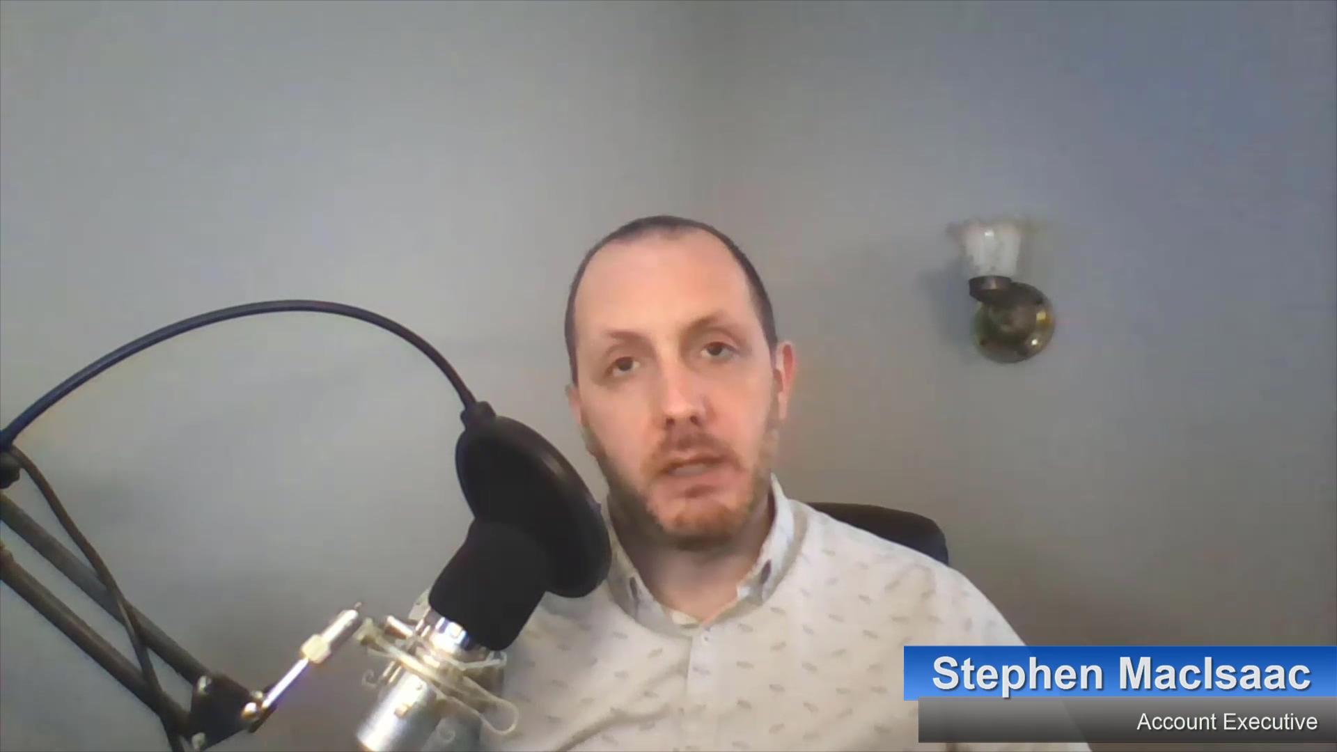 Stephen COVID 19 video