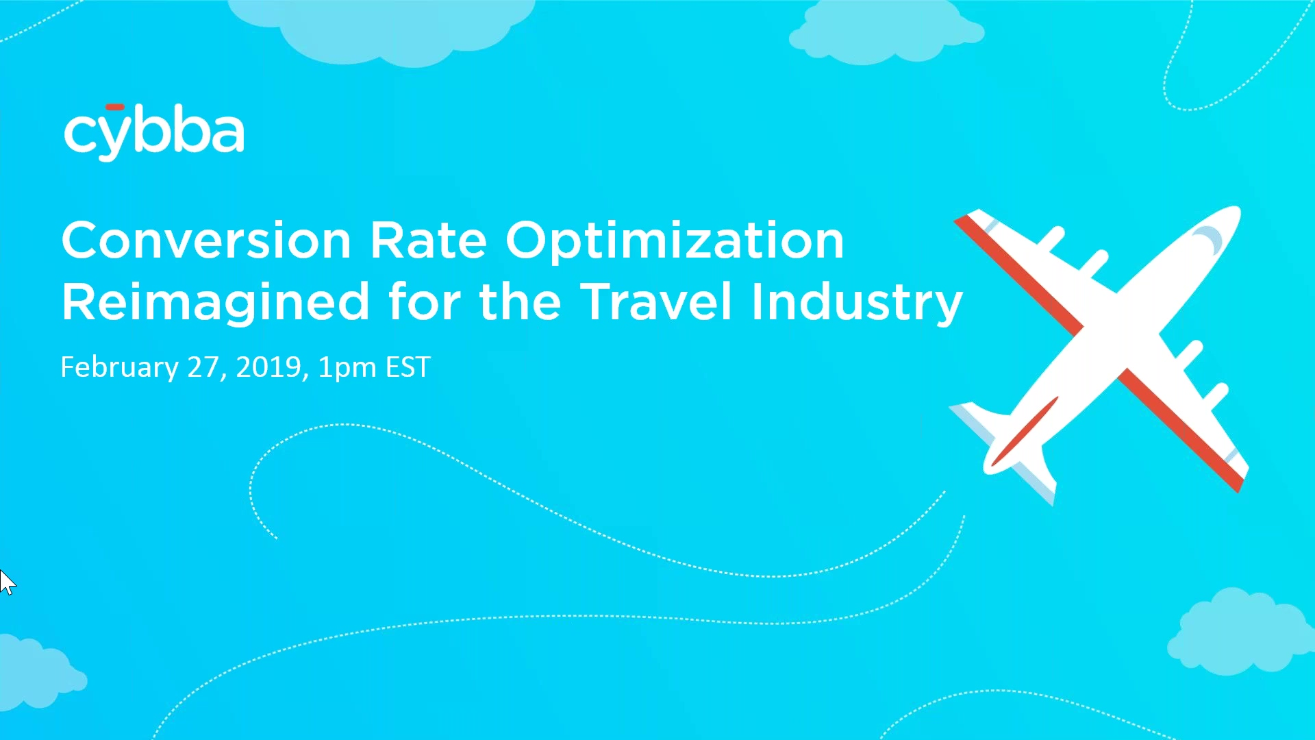 Conversion Rate Optimization Reimagined for the Travel Industry (1)