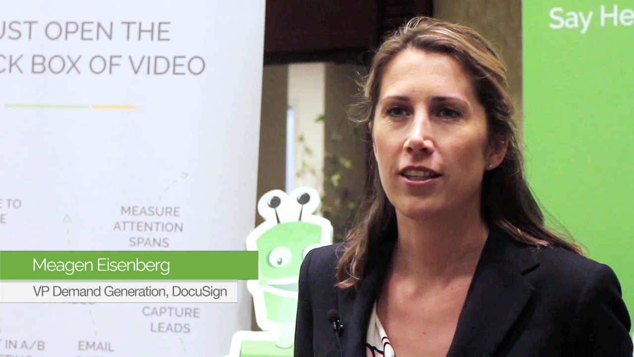 Meagen Eisenberg: The Future Of Marketing Automation, Serving Content By Your Peers