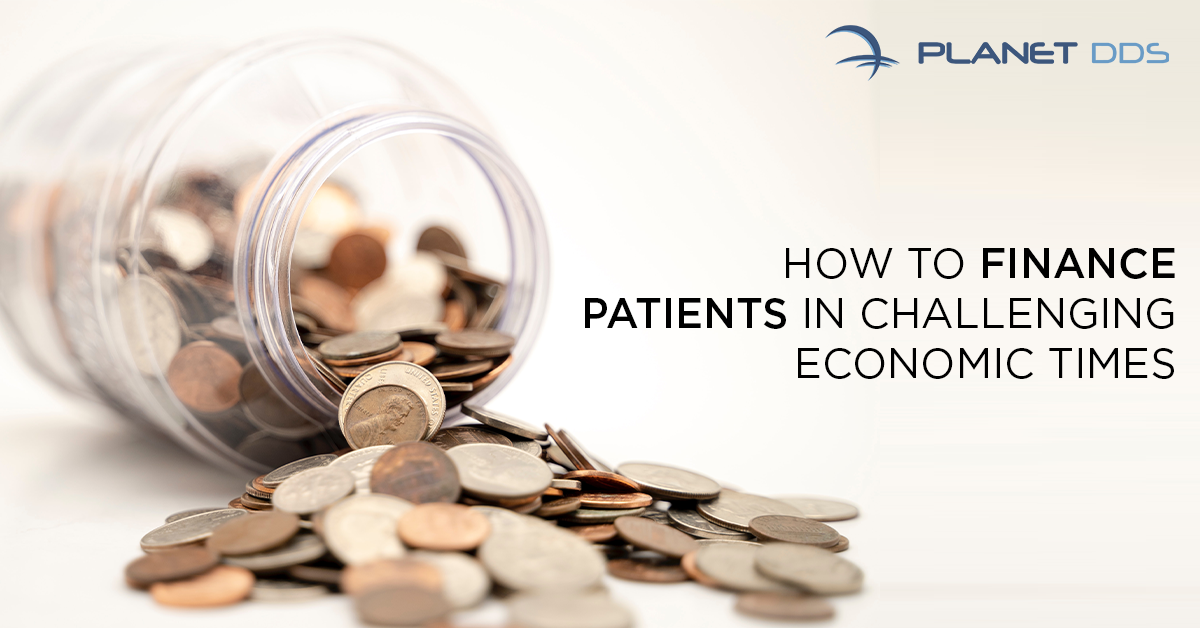 Finance Patients in Challenging Times