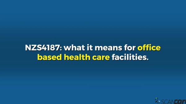 AS4187 what it means for office based healthcare