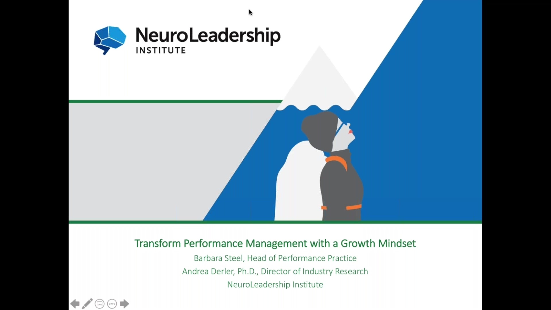 Transform Performance Management with a Growth Mindset