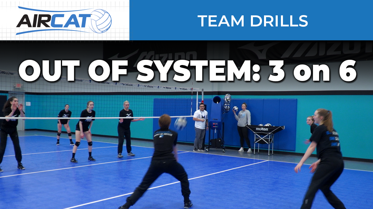 AC Drill - Out of System 3 on 6