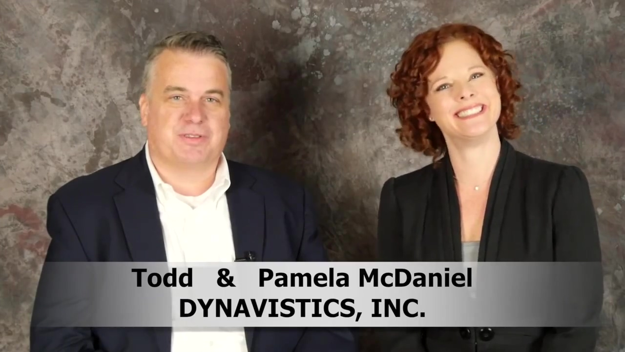 Dynavistics receives the Brandon Chamber of Commerce Small Business of the Year Award