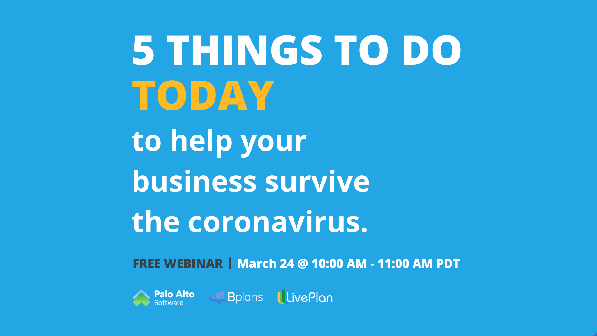 Bplans-webinar-5-things-to-do-today-on-coronavirus