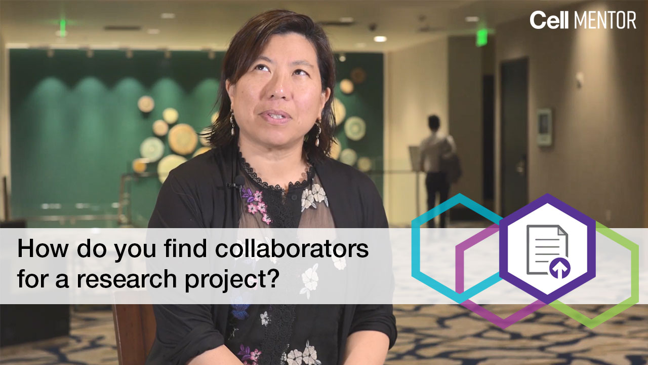 Get Published - How do you find collaborators for a research project