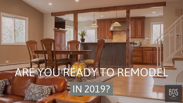 Are You Ready to Remodel in 2019