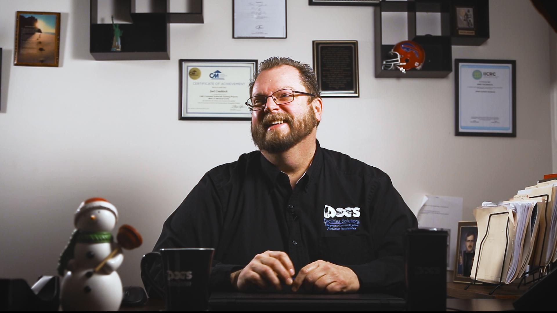 Testimonial_Joel Craddock - Docs Facilities Solutions_FINAL_v2