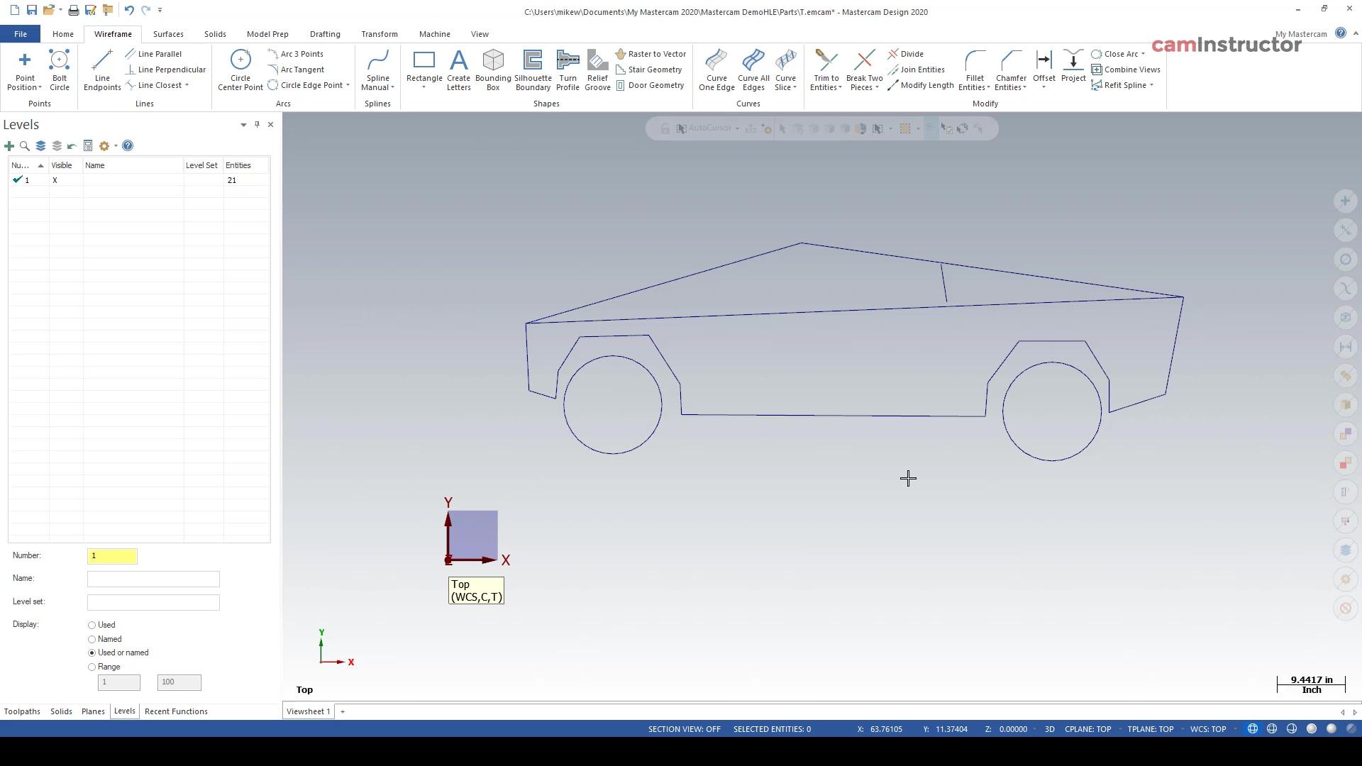Tesla Truck Creation Part 1
