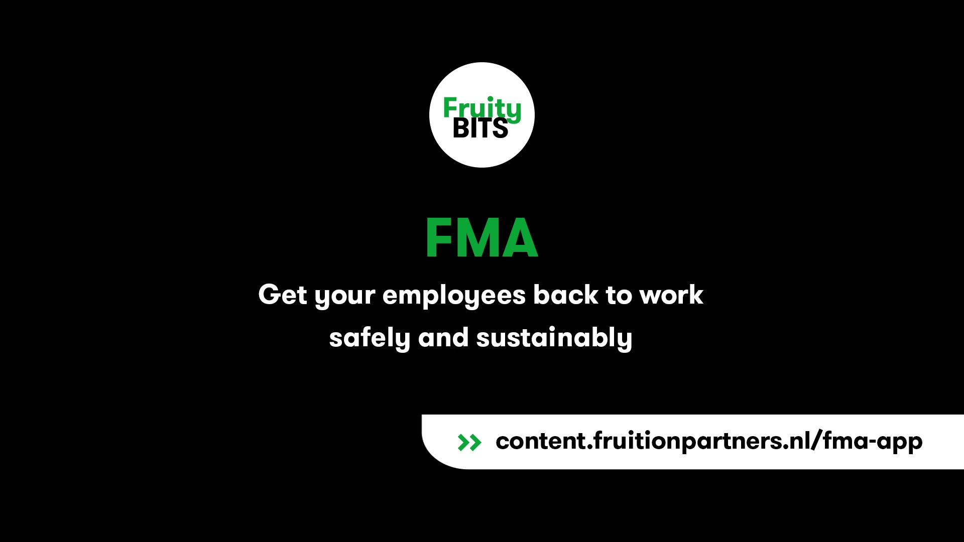 Video FMA app