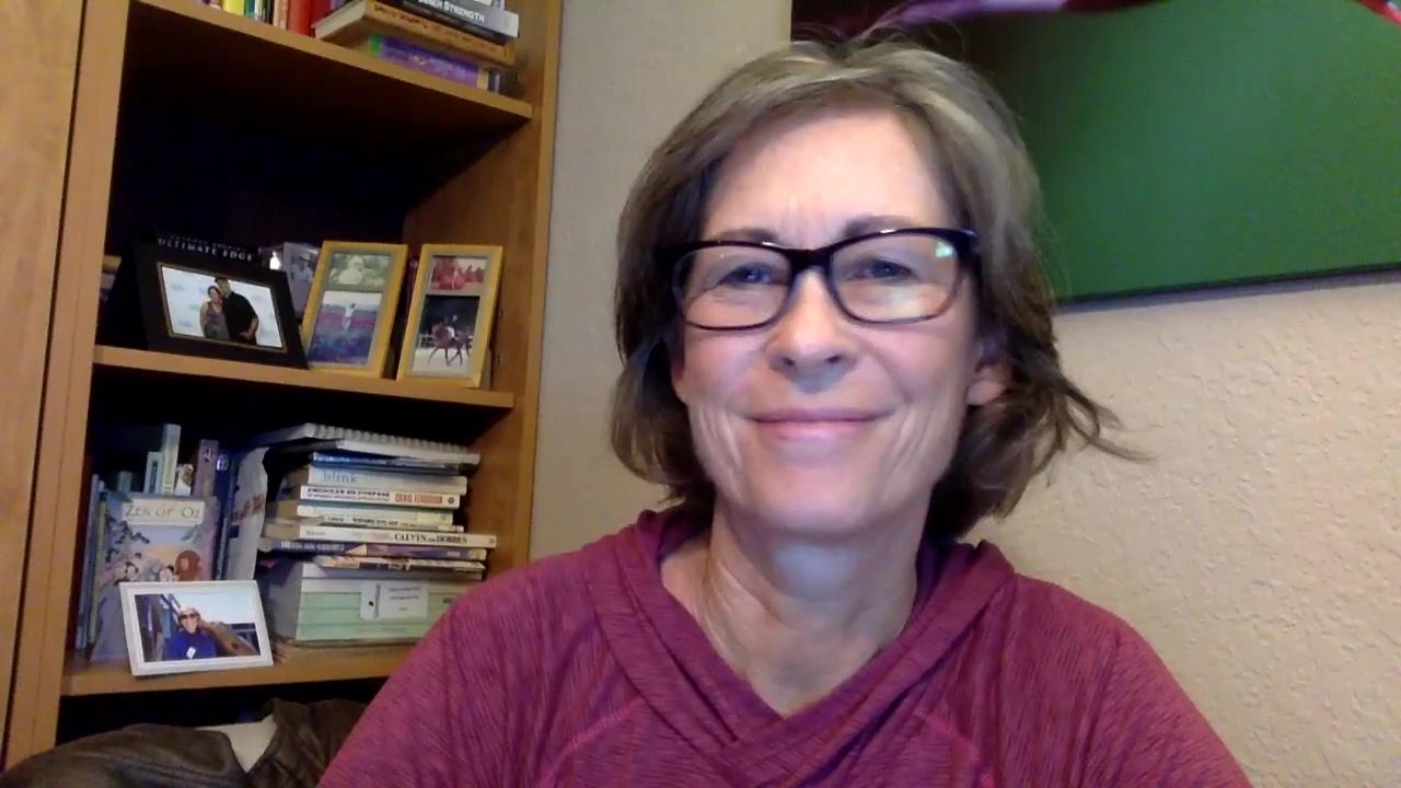 Karen Rohlf Dressage Naturally Blog intro - Doing NH