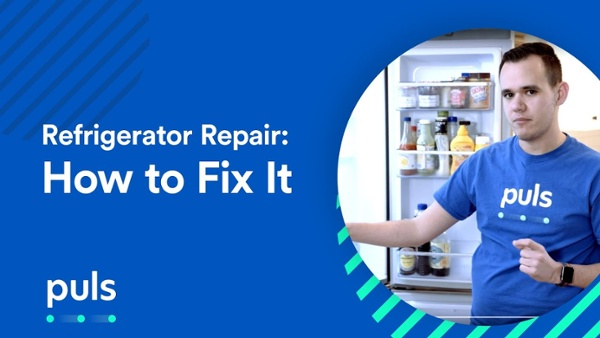 Refrigerator Repair How to Fix It