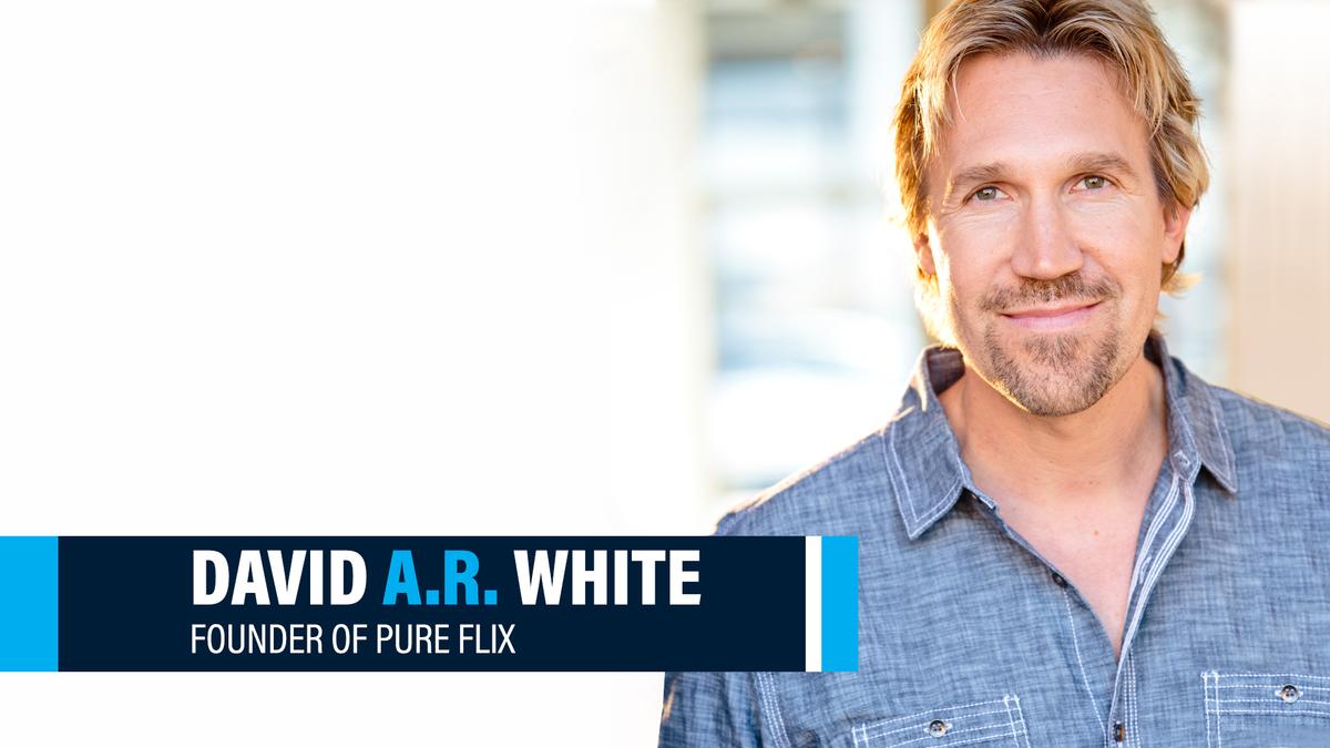 About Pure Flix David A.R. White