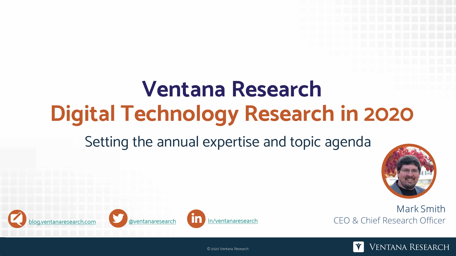 Ventana_Research_2020_Digital_Technology_Research_Agenda