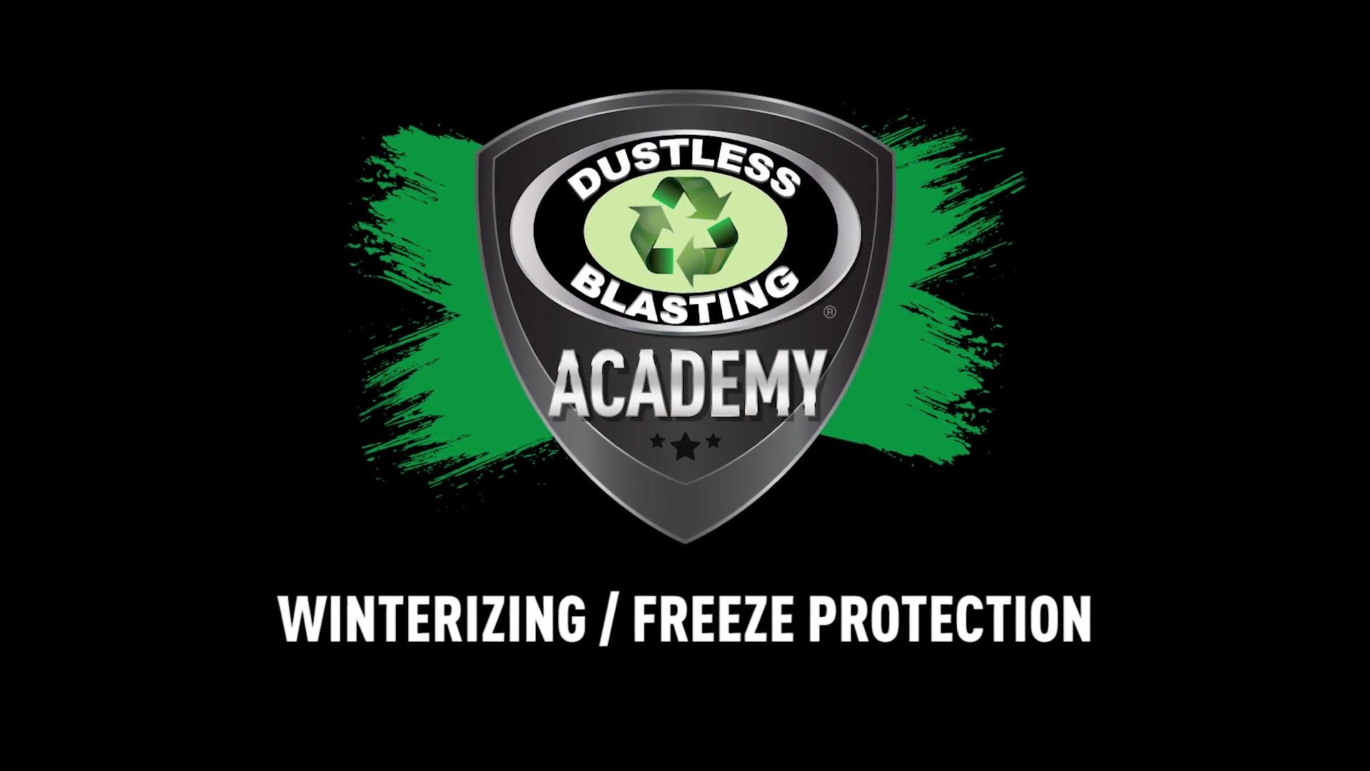 DB Academy - Winterizing