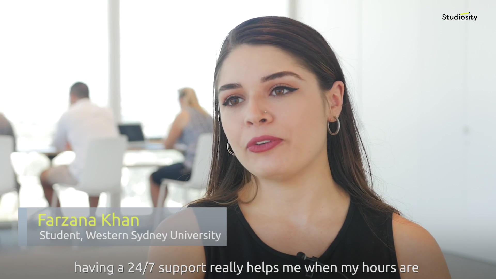 Study help, anywhere, for all students - hear from students and academic leaders