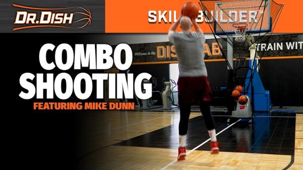 Mike Dunn Combo Shooting - YouTube