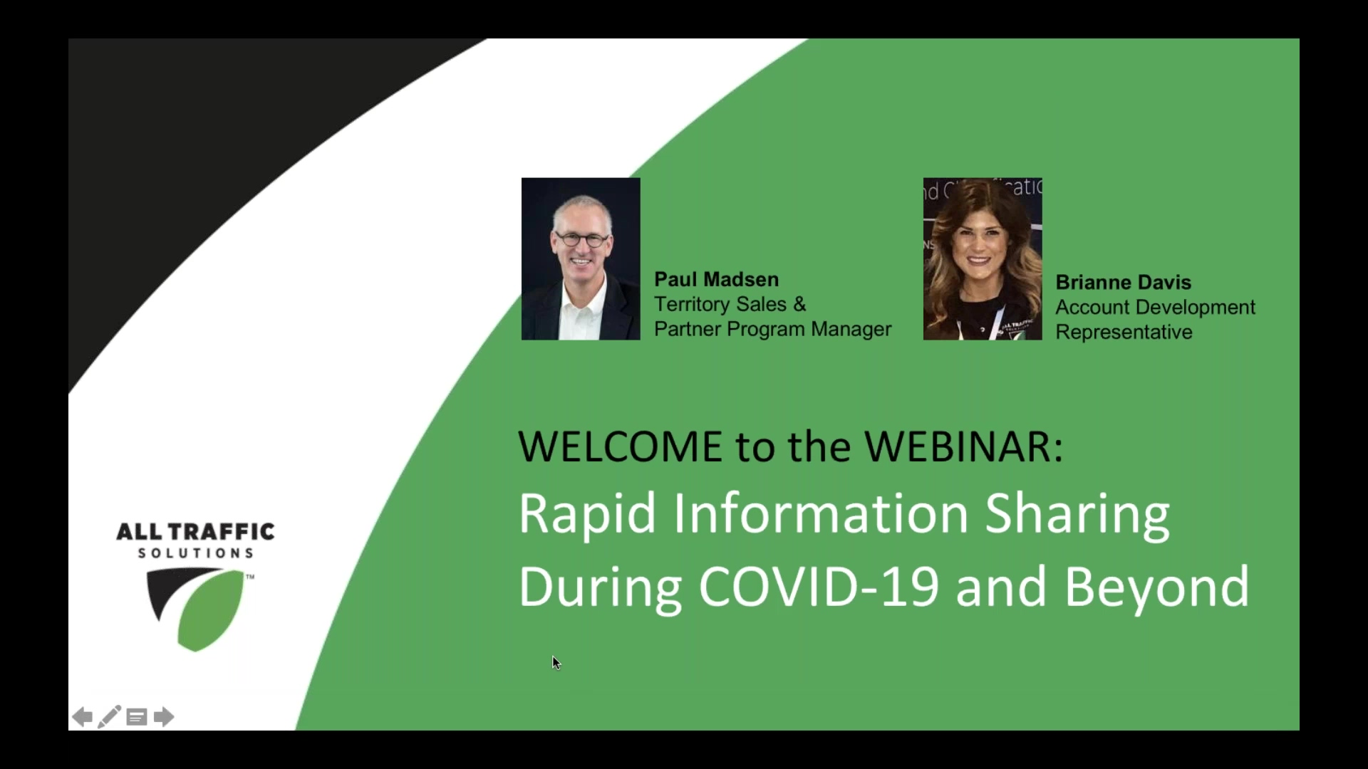Rapid Information-Sharing During COVID-19 and Beyond (1)